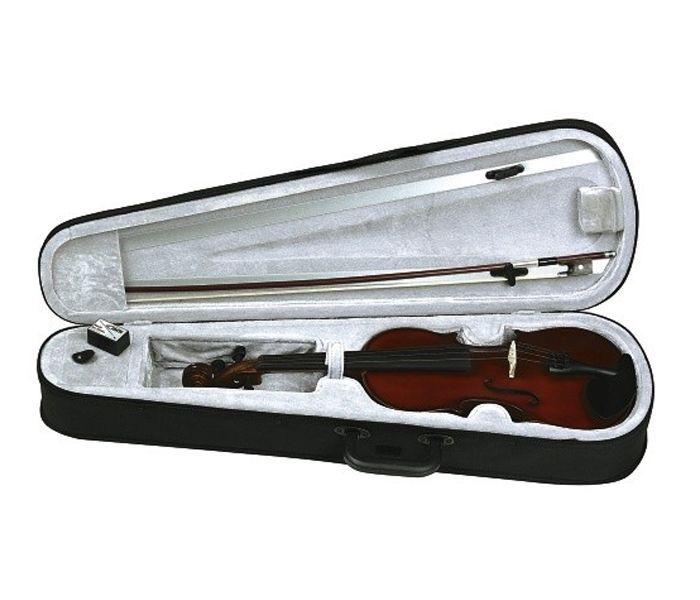 Violine 4/4 Set O.M.Mönnich/ GEWA Pure , Geige mit Bogen und Formkoffer