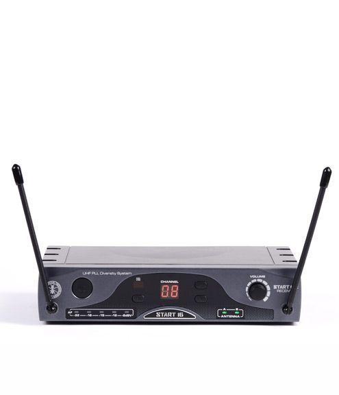 START 16 HDM B6 UHF Vocal Wireless System, Drahtlos System mit Handsender