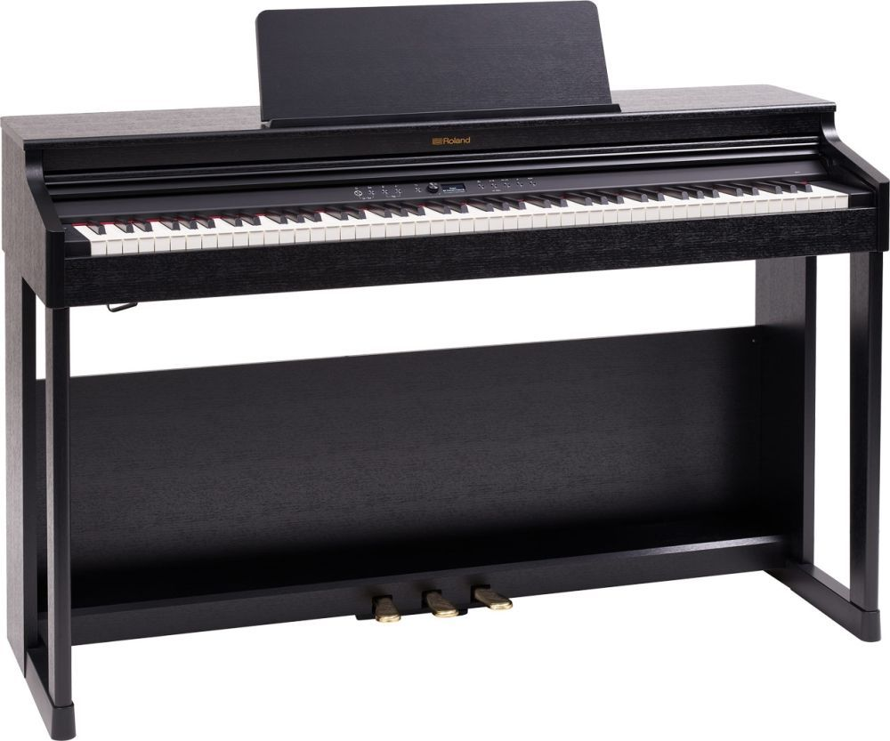Roland RP-701-CB Digitalpiano schwarz matt- nur Selbstabholung (Aussteller)