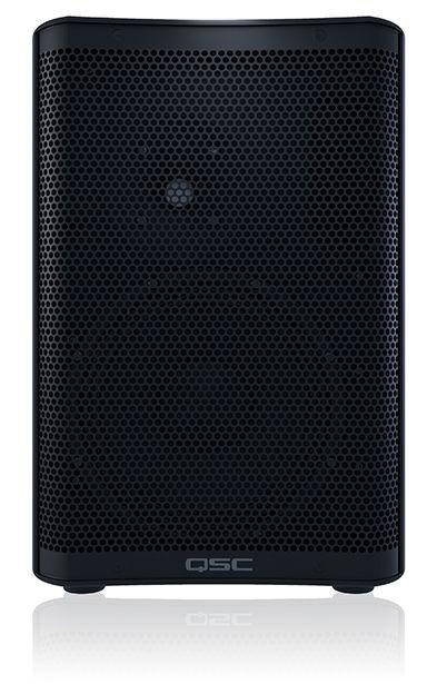 QSC CP8  Aktivbox  8/2,  Fullrangelautsprecherbox mit 3-Kanal Mixer