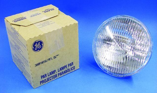 General Electric 230V/300W MFL,Glühbirne für Lampe PAR-56