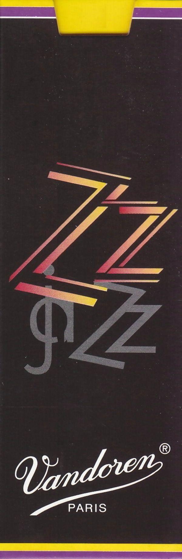 Vandoren ZZ Jazz Baritonsaxophon 2,5  Blatt