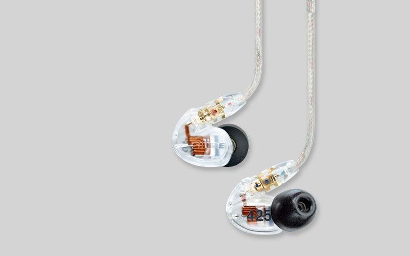Shure SE425-CL 2-Wege Stereo InEar Hörer Farbe: Transparent