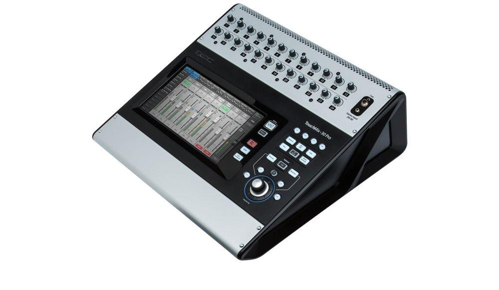 QSC TouchMix-30 Pro  Digitalmixer für Studio, Live und Installation, 30 Kanal