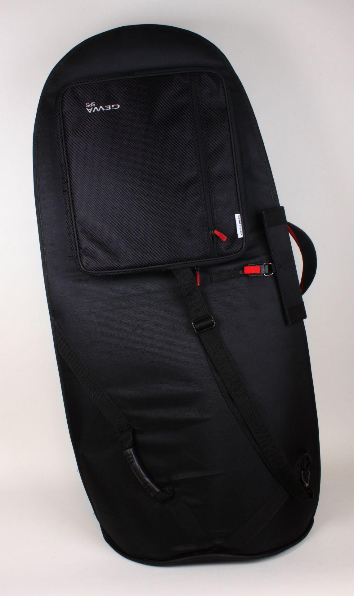 GEWA B-Tuba-Gigbag Tasche PRESTIGE SPS 48 cm Schallstück