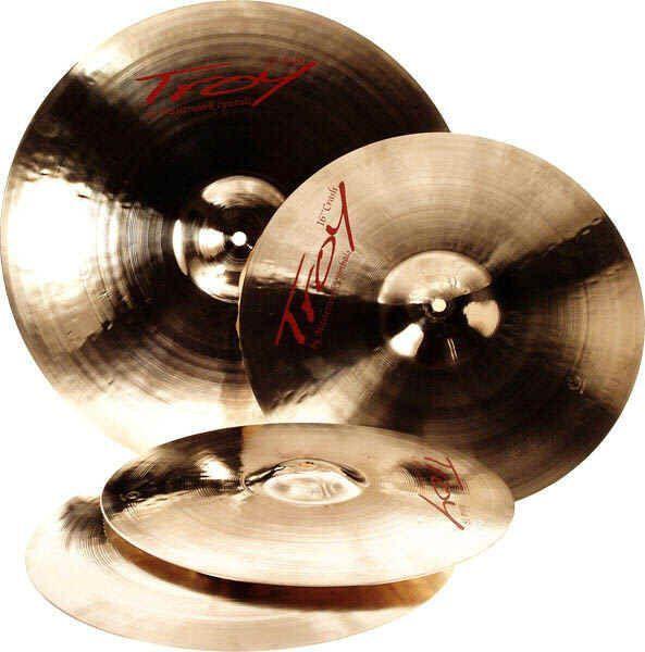 Masterwork Troy Cymbal Set 20/14/16