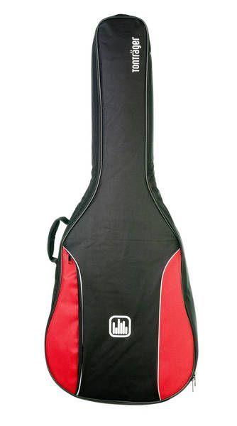 Tonträger TG10CT/ RB Gigbag für Konzertgitarre 3/4, Gitarrentasche 10mm Polster