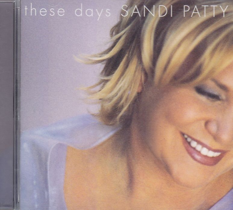 CD NEU these days Sandi Patty originalverpackt