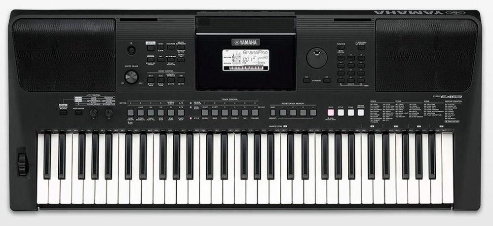 Yamaha PSR-E-463 Keyboard / Home Keyboard PSR-E-463