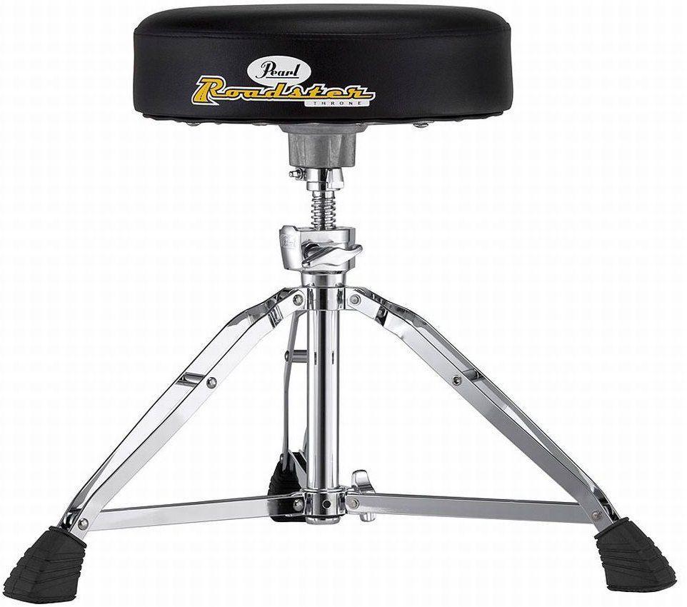 Pearl D-1000SN extra niedriger Drumhocker Drum Seat short