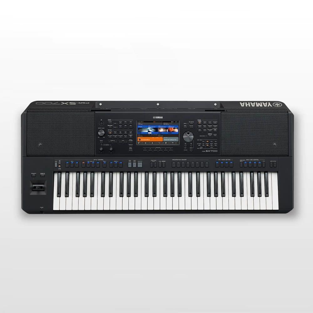 Yamaha PSR-SX700 Entertainer Keyboard mit 400 Styles und 986 Voices + Drum + XG
