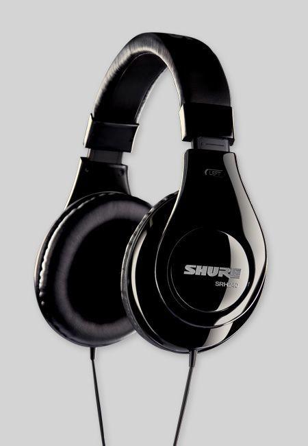Shure SRH 240A Kopfhörer