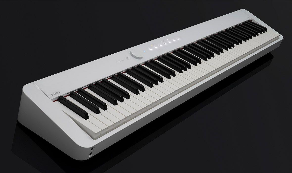 Casio PX-S1000 WE Stagepiano weiß, Digitalpiano
