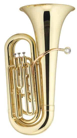 Jupiter JTU-700 Tuba 3/4, Mietrückläufer, leichte Gebrauchsspuren