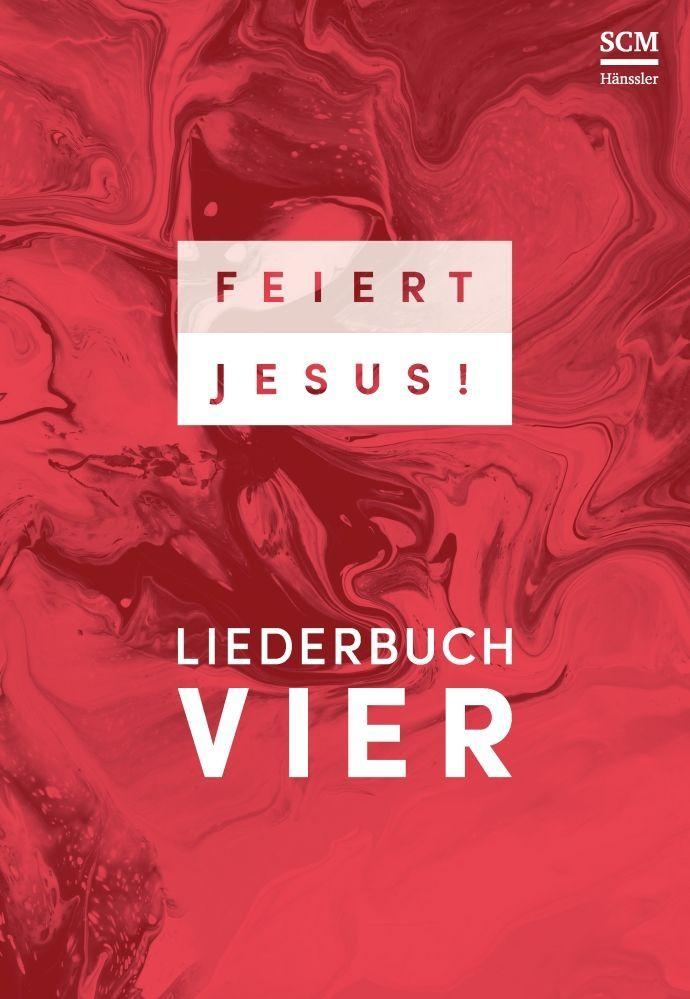 Noten Feiert Jesus 4 DAS christliche Liederbuch Hänssler  - Paperback 395876000