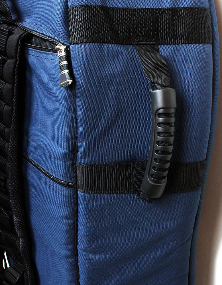 Soundwear Cello Gigbag 4/4 Protector 3044 blau, made in Germany