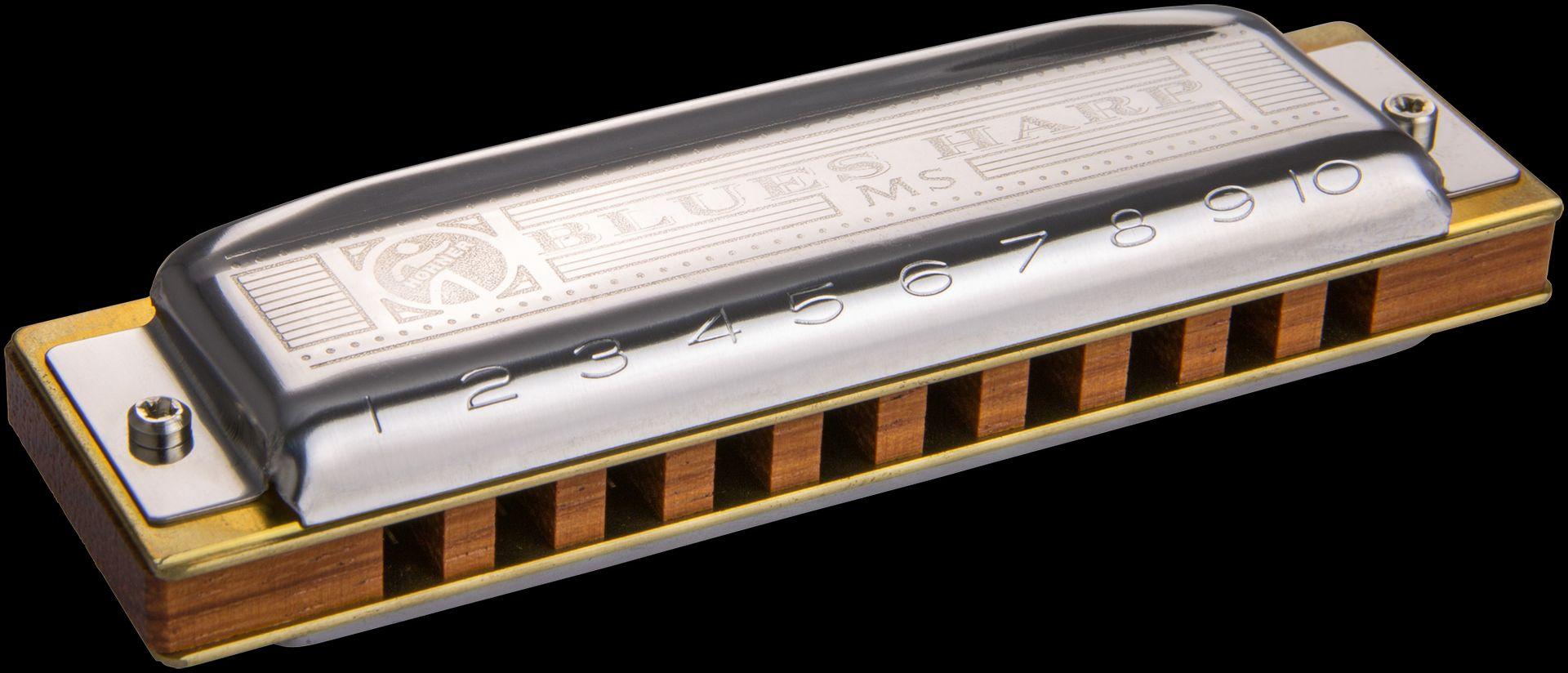 Hohner Blues Harp Ab-Dur /20 Mundharmonika HOM533096