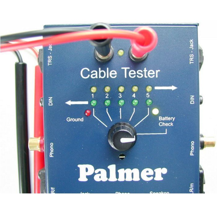 Palmer AH-MCT 8 Kabeltester