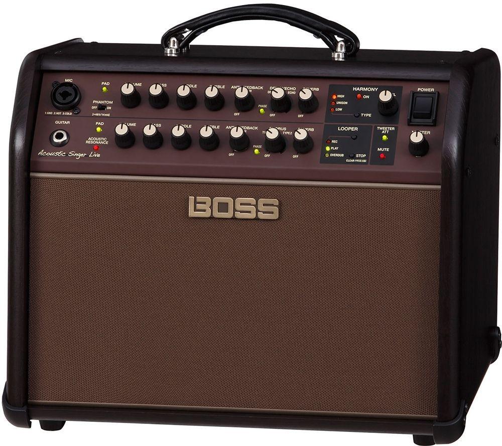 Boss ACS Acoustic Singer Live 60 Watt Akustikamp