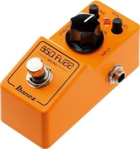Ibanez FZMINI Fuzz-Effektgerät für E-Gitarre