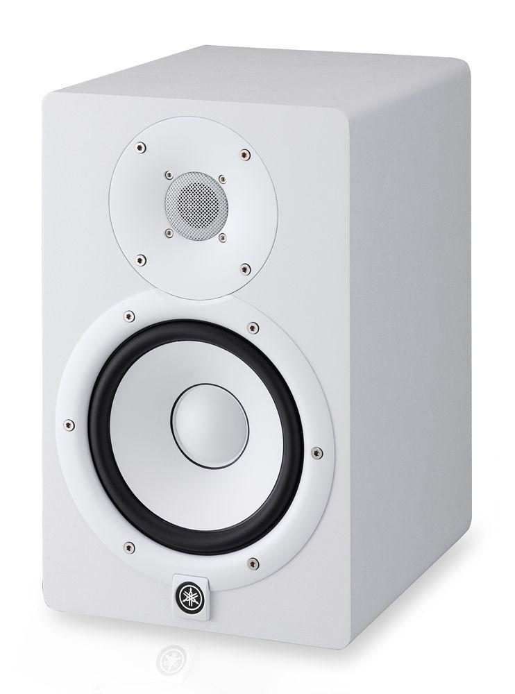 Yamaha HS7 W Aktiver Studio Monitor für Recording und Multimedia weiß