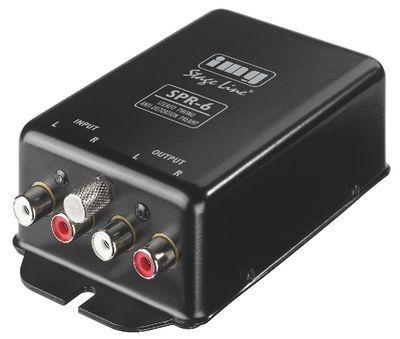 Stereo-Phono PreAmp SPR-6