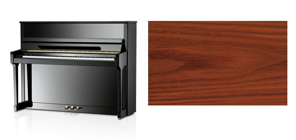 Schimmel C-116 Tradition Klavier, Nussbaum satiniert