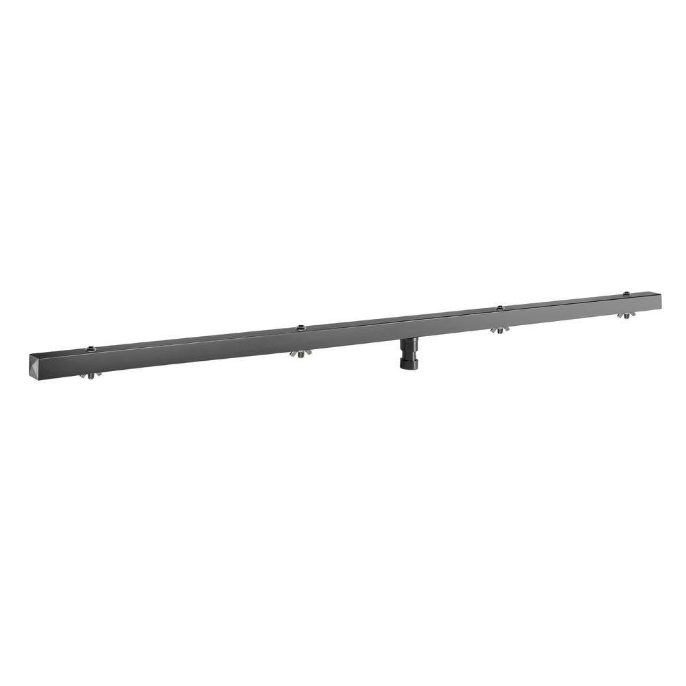 Adam Hall SLTS 017 CB Traverse Querträger mit 28 mm TV-Zapfen für Lichtstative