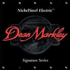 Dean Markley LT E Gitarren Saiten Nickel Steel Electric .009-.042