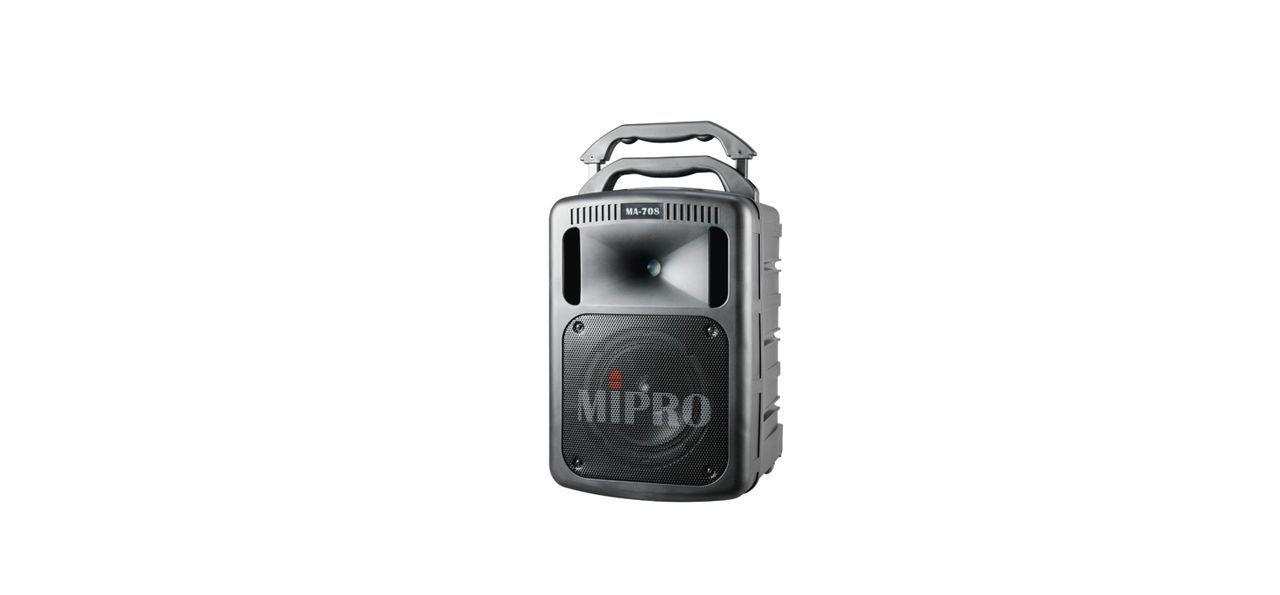 Mipro MA-708SB-H80 Akkubetriebenes Mobiles Beschallungssystem mit Handsender
