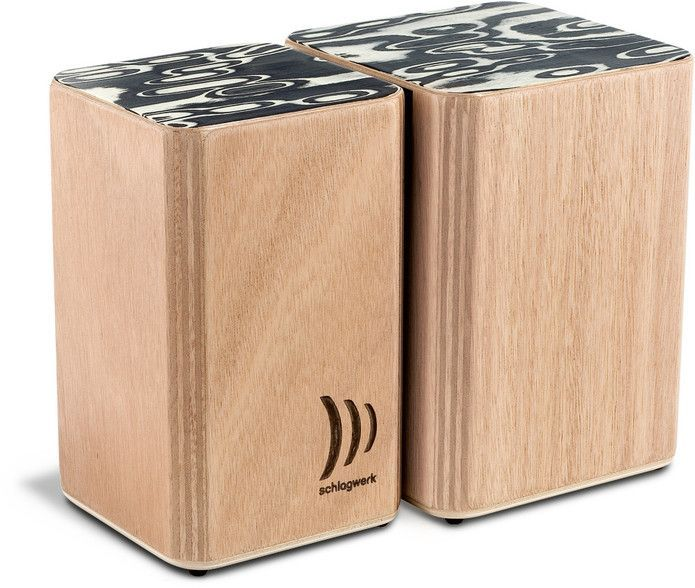 Schlagwerk WBS 200 Wooden Bongos