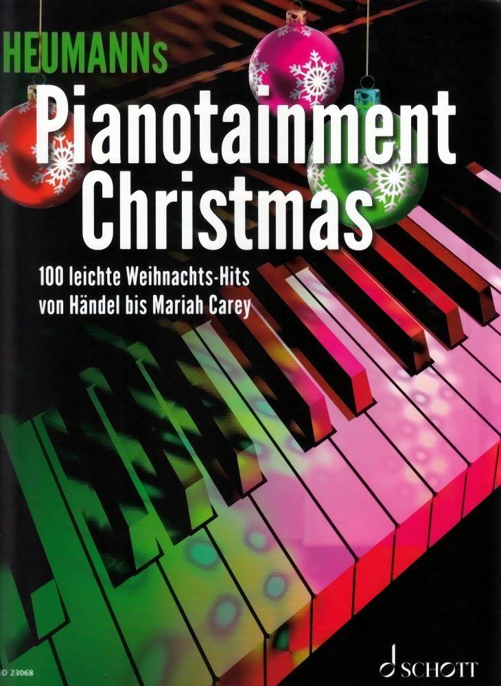Noten Heumanns Pianotainment CHRISTMAS Hans Günther Heumann Ed Schott 23068