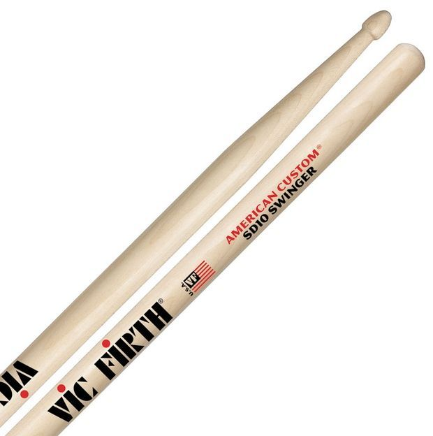 VIC FIRTH SD10 American Custom Maple Serie Swinger