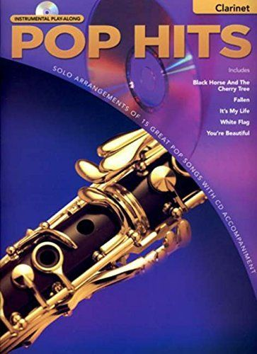 Noten für Klarinette 15 Pop hits playalong incl. CD Hal Leonard HL 90003419