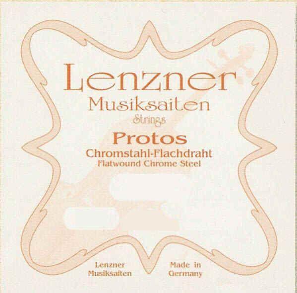 Lenzner Violine 3/4-G-Saite Stahl, Optima Lenzner Protos