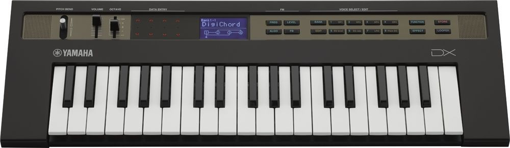 Yamaha reface DX Synthesizer mit den legendären DX-7 Sounds, FM-Klangerzeugung
