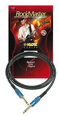 Klotz Rockmaster Lautsprecherkabel Speaker-Kabel  1,2m M.Jabs