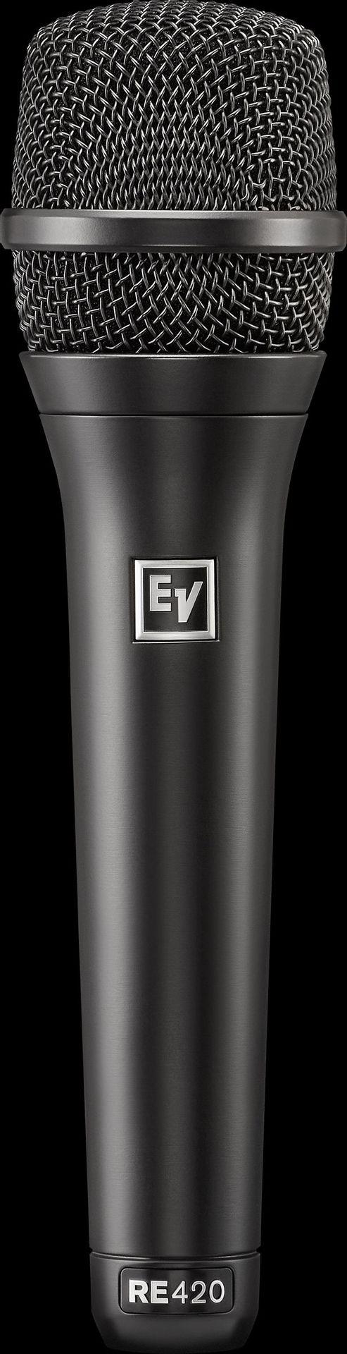 Electro Voice EV RE420 Kondensator Gesangsmikrofon Niere