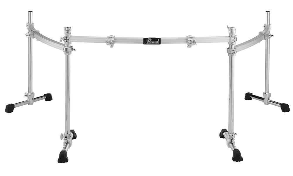Pearl DR-513C Drum-Rack; inkl. 4 PCX-100 Rackklammern und 2 PCL-100