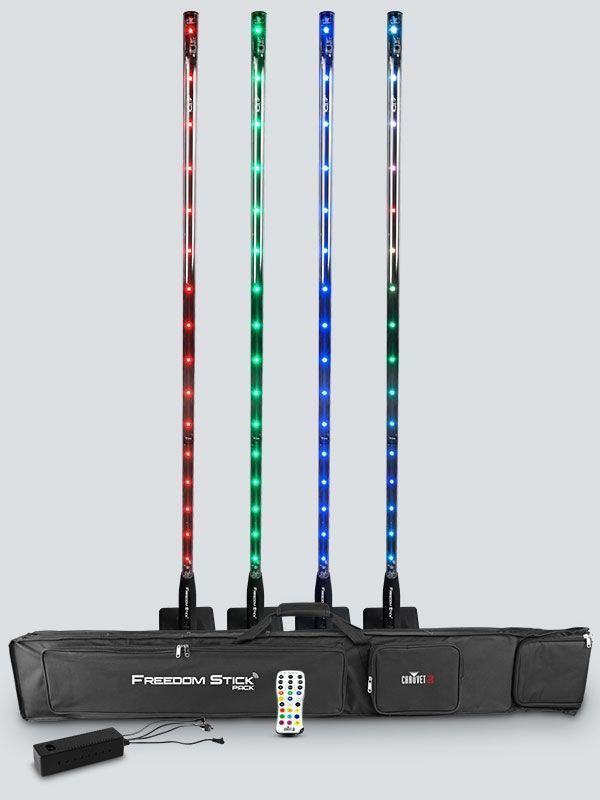 Chauvet Freedom Stick Pack Akkubetriebenes DMX LED-Array