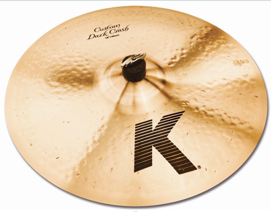 "Zildjian 18"" K-Custom Dark Crash"