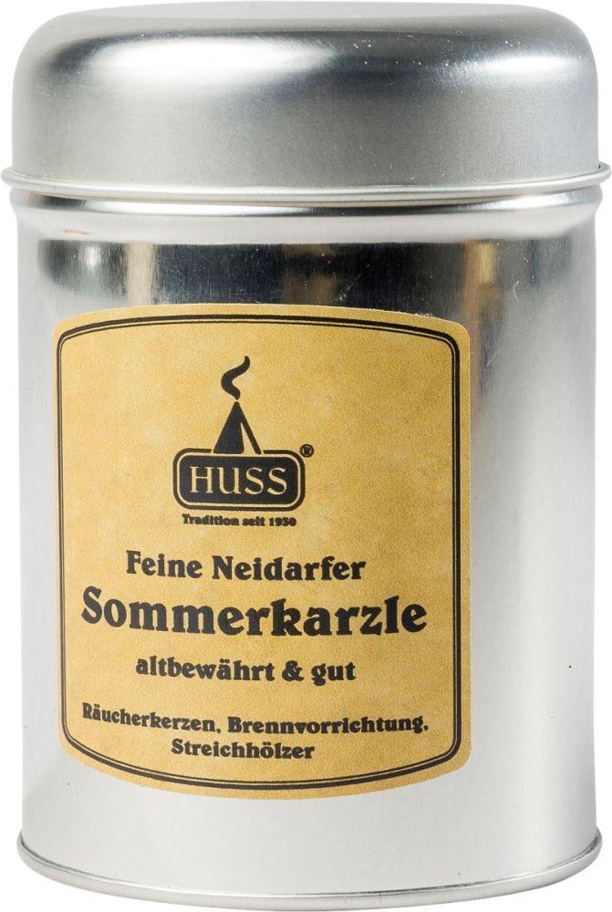 Jürgen Huss Feine Neidarfer Sommerkarzle Midi in der Blechdose incl. Vorrichtung