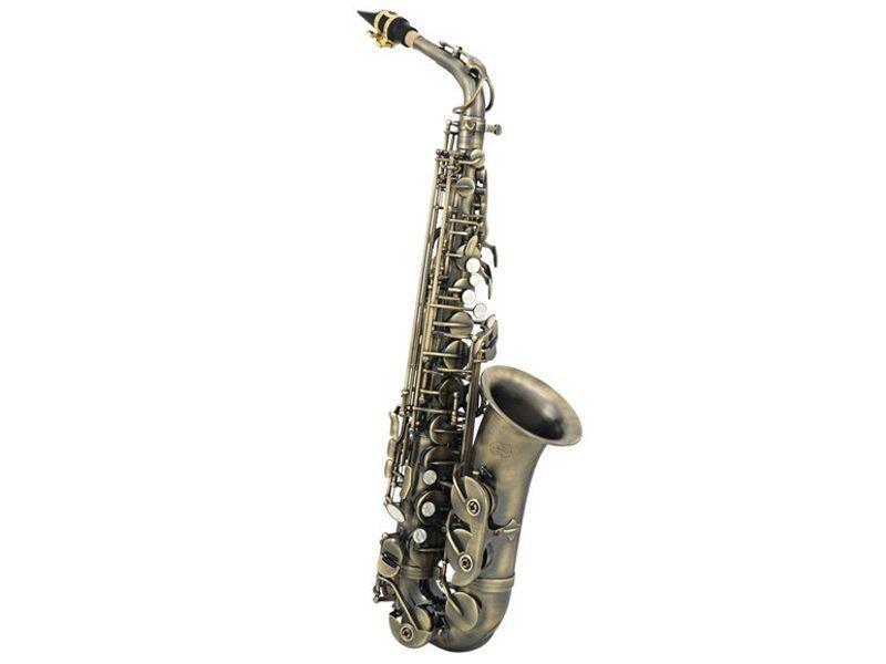 SWING Altsaxophon Vintage AS-202V , Vintage Bronze Optik